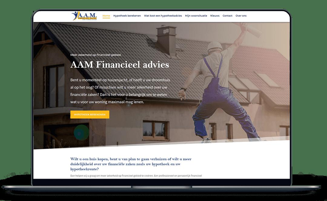 AAM Financieel advies