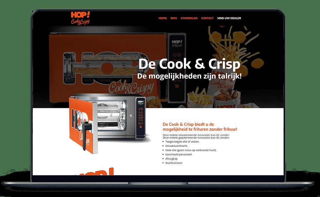 HOP Cook & Crispy