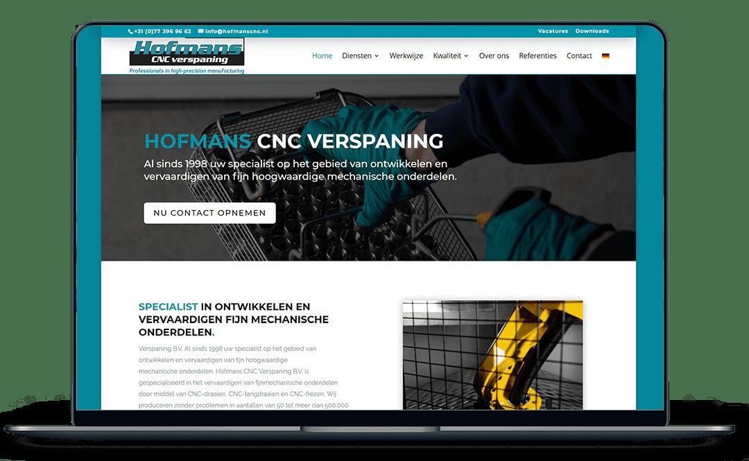 Hofmans CNC verspaning