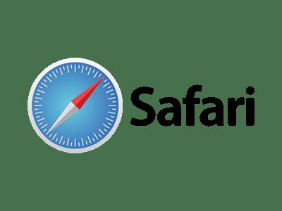 Website geschikt voor alle browsers zoals Safari