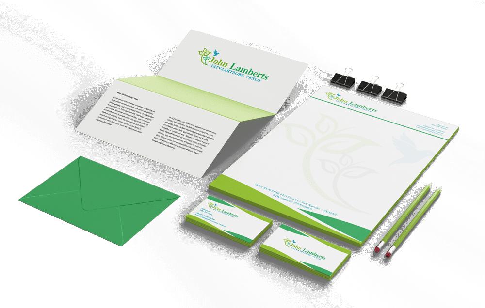 Drukwerk van Enveloppen, Visitekaartjes en Briefpapier
