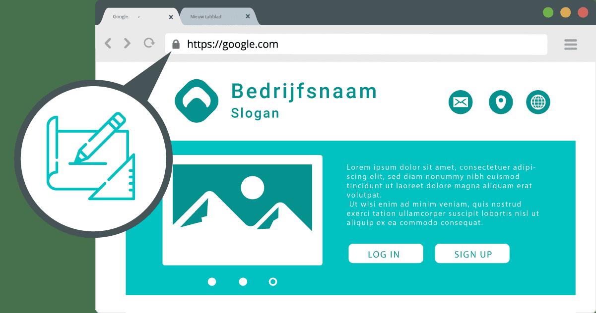 Een passend voorstel als wij uw website gaan maken