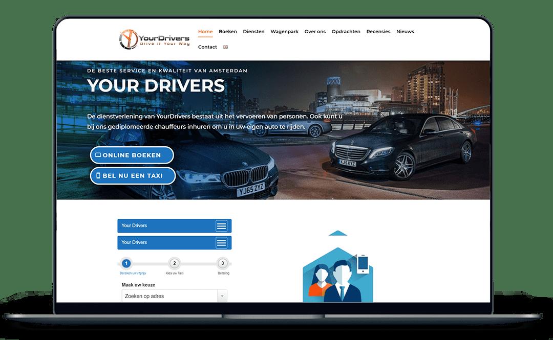 Taxibedrijf Your Drivers